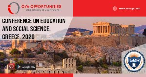 804th Conference on Education and Social Science, Greece