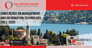 818th Conference on Management and Information Technology