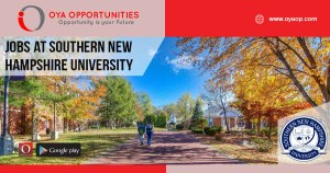 Jobs at Southern New Hampshire University