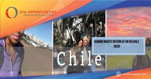 Human Rights Intern at UN in Chile 2020