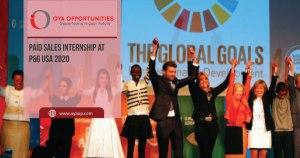 Global Goals Summit 2020 in Kuala Lumpur, Malaysia