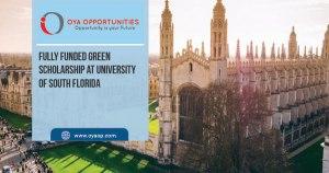 Fully Funded Scholarships Cambridge University 2020 UK