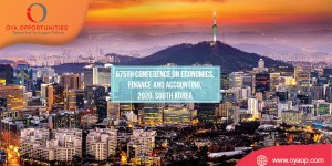 675th Conference on Economics, Finance and Accounting, 2020, Seoul
