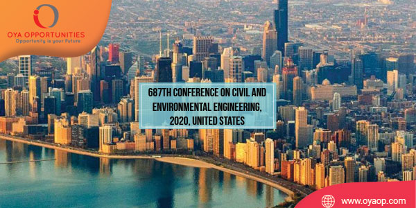 687th Conference on Civil and Environmental Engineering, 2020, USA