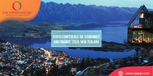 820th Conference on Economics and Finance, 2020, New Zealand