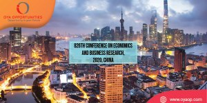 826th Conference on Economics and Business Research, 2020, China