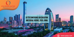 827th Conference on Education and Social Science, 2020, China