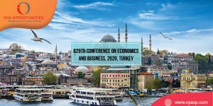 829th Conference on Economics and Business, 2020, Turkey
