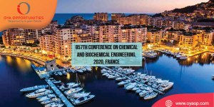 857th Conference on Chemical and Biochemical Engineering, France