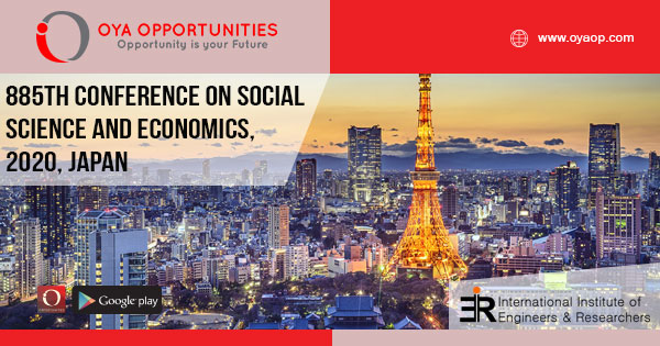 885th Conference on Social Science, 2020, Japan