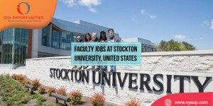 Faculty Position at Stockton University