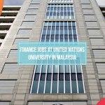 Finance Jobs at United Nations University