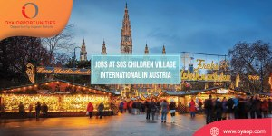 Jobs at SOS Children Village International