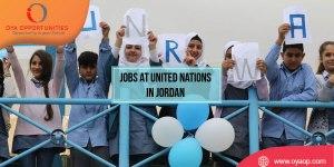Jobs at United Nations in Jordan