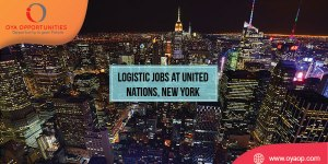 Logistic jobs at United Nations