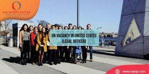 UN Vacancy in United States (Legal Officer)