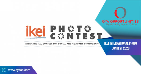 IKEI International Photo Contest 2020