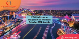 825th Conference on Management and IT, 2020, Australia