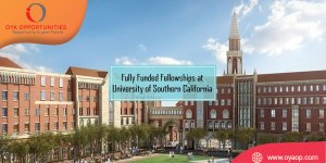 Fully Funded Berggruen Fellowships at University of Southern California