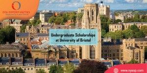 Global Economics Undergraduate Scholarships at University of Bristol