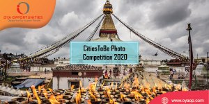 CitiesToBe Photo Competition 2020