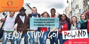 Fully-funded Academic Exchange Program in Poland