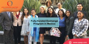 Fully funded Exchange Program in Mexico