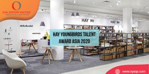 Hay YoungBirds Talent Award Asia 2020