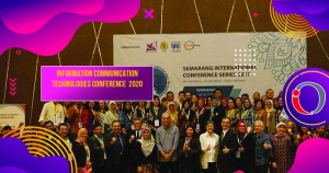 Information Communication Technologies Conference 2020