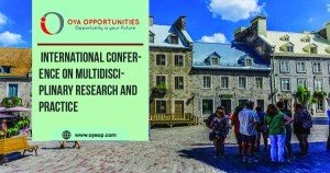 International Conference on Multidisciplinary Research and Practice