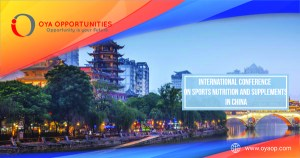 International Conference on Sports Nutrition and Supplements in China
