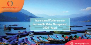 International Conference on Sustainable Water Management, Nepal