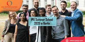 International Psychoanalytic University Summer School 2020 in Berlin