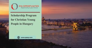 Scholarship Program for Christian Young People in Hungary