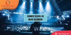 Summer School on Music in London