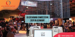 UX Designing Competition 2020 in Germany
