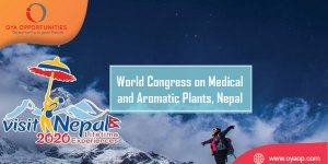 World Congress on Medical and Aromatic Plants, Nepal