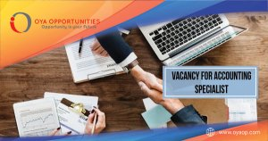 Vacancy for Accounting Specialist at Kent State UniversityVacancy for Accounting Specialist at Kent State University