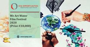 We art Water Film Festival