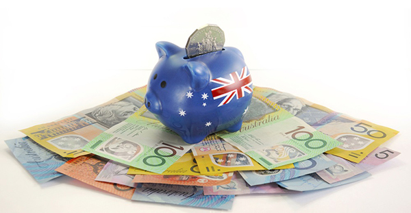 Saving Money in Australia