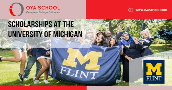 Scholarships at the University of Michign flint