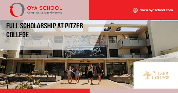 Full Scholarship at Pitzer College