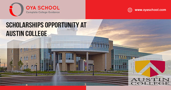 Scholarships Opportunity at Austin College