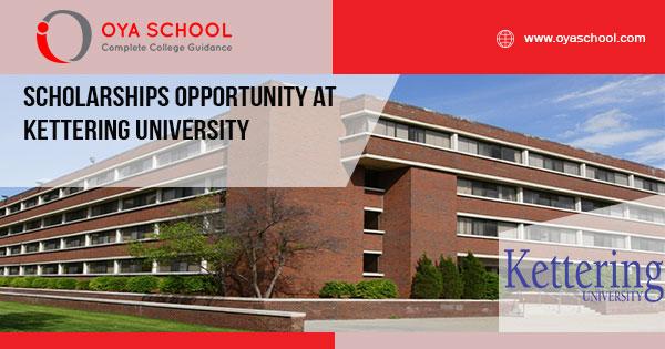 Scholarships Opportunity at Kettering University