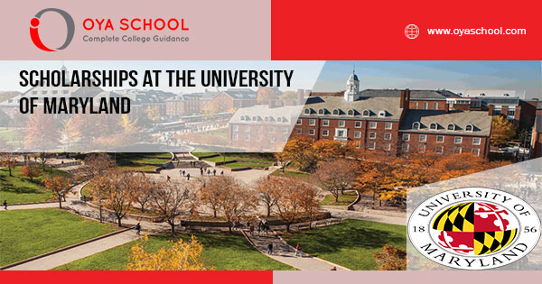 Scholarships at the University of Maryland