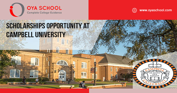 Scholarships Opportunity at Campbell University