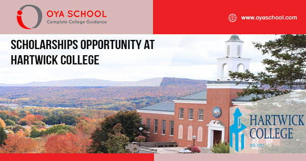 Scholarships Opportunity at Hartwick College