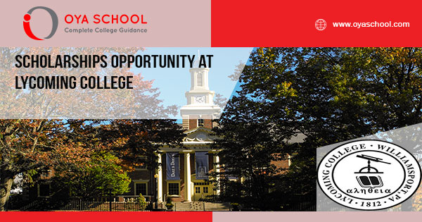 Scholarships Opportunity at Lycoming College