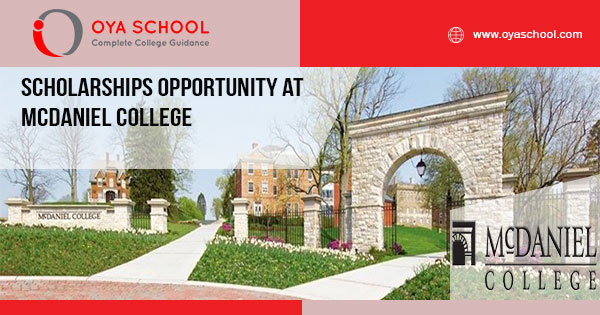 Scholarships Opportunity at McDaniel College