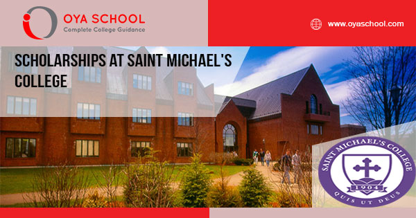 Scholarships at Saint Michael's College